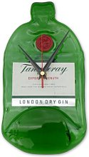 Tanqueray Bottle Clock