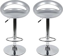 TANYTAO-SHOP Bar Chairs,Bar Stools Set of 2 Bar