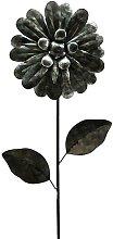 Tanzanite Flower Garden Spinner Sol 72 Outdoor