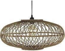 Tao bamboo hanging lamp