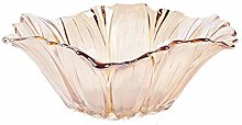 Tao Fruit Bowls Petal European Crystal Fruit Bowl