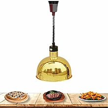 TAOSE Food Warmer Lights 250W Adjustable 60-180cm