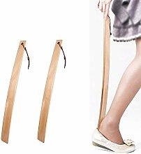 TAOtTAO 38cm Durable Long Handle Shoehorn Shoe