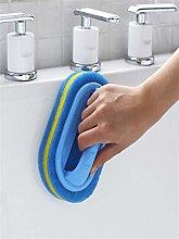 TAOtTAO Flexible Plastic Sponge Cleaning Fibre