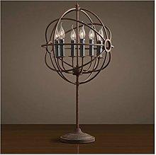 Taoyouzj Floor lamp Industrial Style Floor Lamp