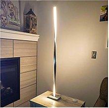 Taoyouzj Floor lamp Nordic LED RGB Floor Lamp for