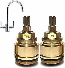 Tap Magician Pair of Replacement Cartridges and