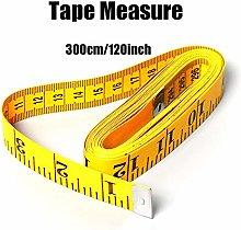 Tape Measure 3M(120 inches) SENRISE Soft Tape