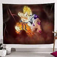Tapestries,Anime Dragon Ball Series Frieza Wall