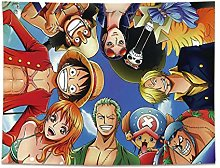 Tapestries,Anime One Piece Series Wall Hanging