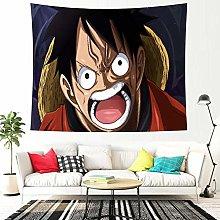 Tapestries,Anime Series Luffy One Piece Senior