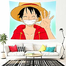 Tapestries,Anime Series One Piece Happy Luffy