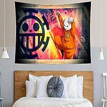 Tapestries,Anime Series One Piece Panda People