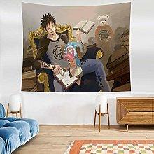 Tapestries,Anime Series One Piece Portcas D. Ace