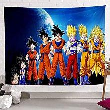Tapestries,Art Hd Anime Series Dragon Ball