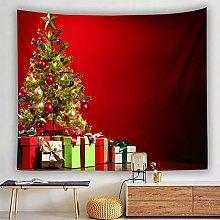 Tapestries Wall Hanging Art Decor Big Christmas