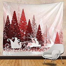 Tapestries Wall Hanging Art Decor Christmas