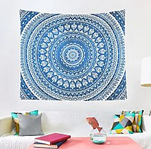 Tapestries Wall Hanging Art Decor Indian Mandala