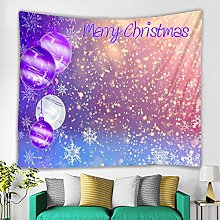 Tapestries Wall Hanging Art Decor Large Christmas