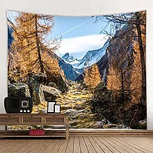 Tapestries Wall Hanging Art Decor mountain and