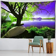 Tapestries Wall Hanging Art Decor Natural scenery