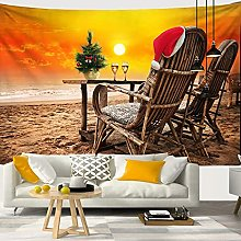 Tapestries Wall Hanging Art wall decoration Snow