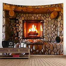 Tapestries Wall Hanging Wall decoration Fireplace