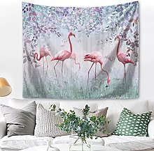 Tapestries Wall Hanging Wall decoration Flamingo
