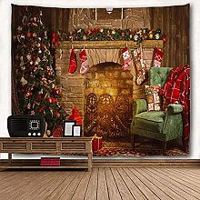 Tapestries Wall Hanging Wall decoration Merry
