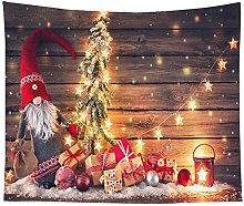 Tapestry 3D Christmas Ornaments Gifts Tapestry