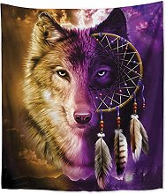 Tapestry 3D Tapestry Wall Hanging Bohemian Style