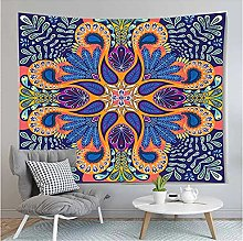 Tapestry by BD-Boombdl Blue Lace Mandala