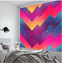 Tapestry by BD-Boombdl Color Stripes Retro