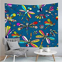 Tapestry by BD-Boombdl Dragonfly Tapestry Wall