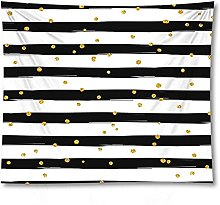 Tapestry by BD-Boombdl Striped Geometric