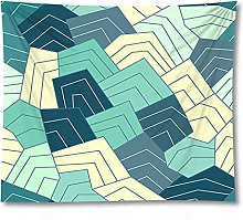 Tapestry by FDCYFFS Abstract Geometric Bohemian