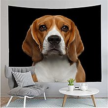 Tapestry by FDCYFFS Animal Dog Decoration Wall