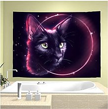 Tapestry by FDCYFFS Cute Animal Cat Decorative