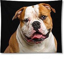 Tapestry by FDCYFFS Cute Animal Dog Pug Decoration