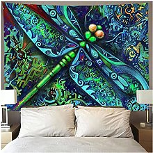 Tapestry by FDCYFFS Dragonfly Insects Animal Wall