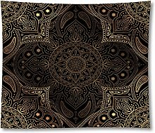 Tapestry by FDCYFFS Mandala Tapestry Wall Hanging