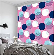 Tapestry by FDCYFFS Retro Geometric Tapestry Wall