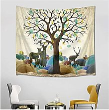 Tapestry by FDCYFFS Tree Of Life Tapestry Animal