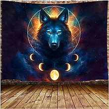Tapestry by FDCYFFS Wolf Decor Tapestry Animal