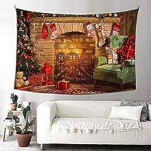 Tapestry Christmas Wall Hanging Christmas