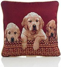 Tapestry Cushion Cover 18' Bed Sofa Accessory