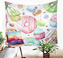Tapestry Dessert Tapestry Wall Hanging Sand Beach