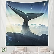 Tapestry Dolphin Tapestry Wall Hanging Beach