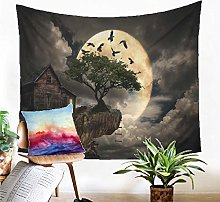 Tapestry Fairy Forest Tapestry Wall Hanging Sand