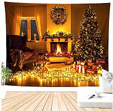 Tapestry Home Decoration Christmas Tree Tapestry